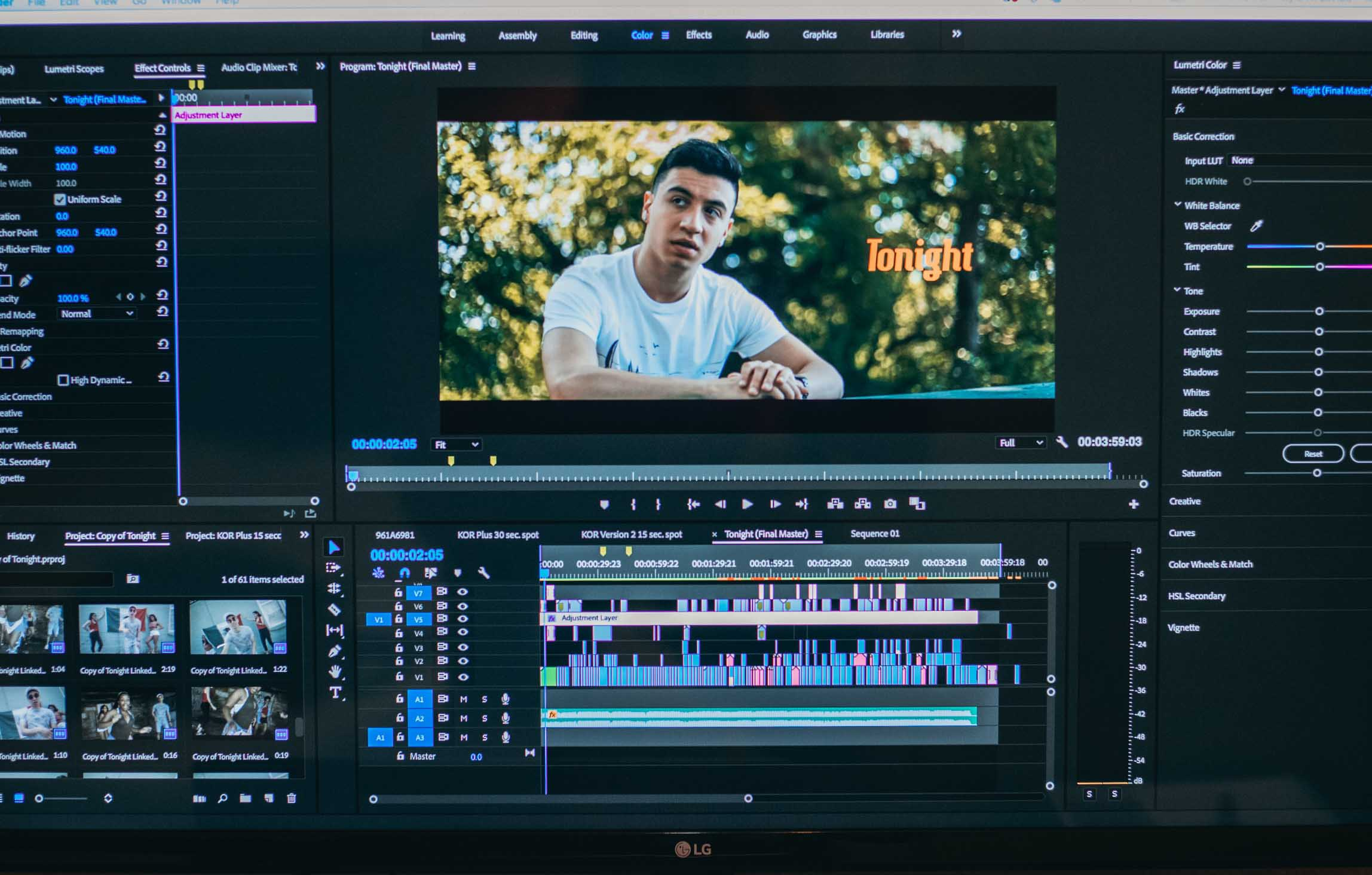 Video Production Editing 800 x 510